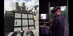 Unreal Engine 4: VR-Editor lässt Entwickler Welten mit HTC Vive und Oculus Rift einfach bauen
