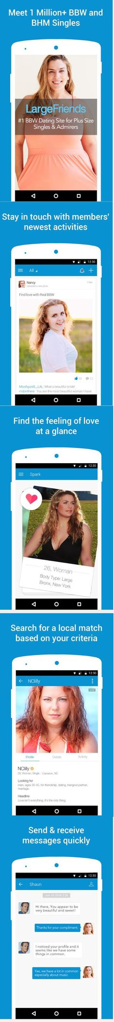 lachine bbw dating site Snapchat dom guys seeking bbws - kinky bbw dating browse listings of dom male users here at kinky bbw personals that are tagged with snapchat talking to other singles who have similar interests is an ideal way to find.