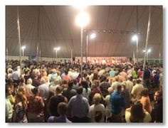 Burlington Tent Revival Correction and Update - [link to article - Good Job and Thank You for Your Faithfulness, Bro. Cloud]