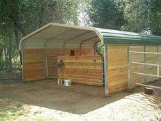Horse Shed, Horse Barn Plans, Barn Stalls, Horse Stalls, Small Horse Barns, Horse Barn Designs, Horse Shelter, Goat Barn, Farm Layout