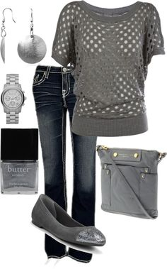 A fashion look from October 2012 featuring Big Star jeans, Sperry Top-Sider flats e Marc by Marc Jacobs shoulder bags. Browse and shop related looks. Estilo Fashion, Fashion Mode, Fashion Outfits, Fashion 2016, Womens Fashion, Fall Winter Outfits, Autumn Winter Fashion, Summer Outfits, Style Me
