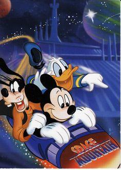 Donald & Mickey