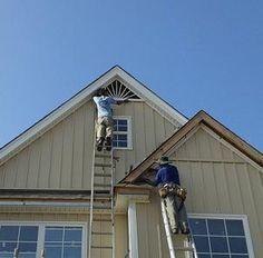 Site Built Craftsman Gable Vents Attic Renovation Gable Vents Attic Remodel