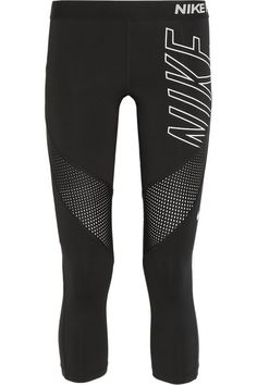Black stretch-jersey Pull on Fabric1: 80% polyester, 20% elastane; fabric2: 85% polyester, 15% elastane; lining: 100% polyester… Leggings - http://amzn.to/2id971l