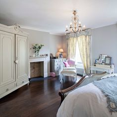 traditional bedroom by russell taylor architects the fitted wardrobe was ripped out to reveal the