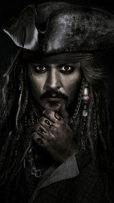 Jack Sparrow Drawing, Jack Sparrow Tattoos, Jack Sparrow Quotes, Jake Sparrow, Captian Jack Sparrow, Joker Iphone Wallpaper, Phone Wallpaper For Men, Jack Sparrow Wallpaper, Johnny Depp Pictures