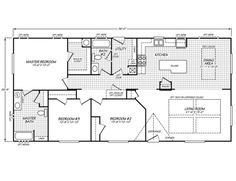 Model 28563L Factory Direct Manufactured Home for Sale