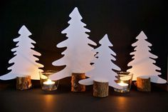 … so slowly with us a bit. Actually, I want so pretty … - New Diy Crafts Idea 2019 Woodland Christmas, Noel Christmas, Christmas Candles, Rustic Christmas, Christmas And New Year, Easy Diy Crafts, Xmas Crafts, Christmas Decorations Diy For Kids, Theme Noel