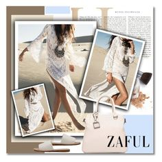 """""""www.zaful.com/?lkid=4034"""" by janee-oss ❤ liked on Polyvore featuring Michael Kors, Christian Dior and zaful"""