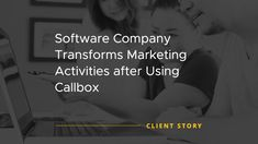 Cold Calling, Increase Sales, New Market, Market Research, Lead Generation, To Focus, Case Study, Software, Ebooks
