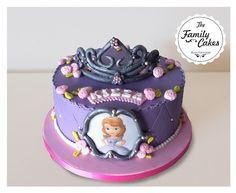 Bolo Princesa Sofia / Princess Sofia Cake - The Family Cakes