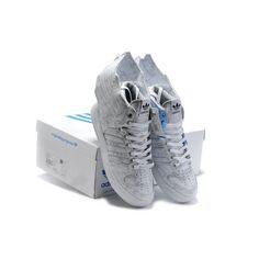 super popular 6d74a 2342d Fitted Women Originals adidas x Jeremy Scott Wings 2.0 lt.grey For £84.19  Jeremy