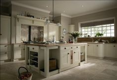 borrowdale bone white kitchen - Google Search