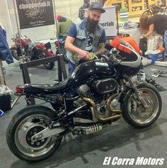 El Corra Motors: Verona Motor Bike Expo 2015 - part1