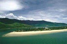 Son Tra Peninsula near Da Nang - Central Vietnam