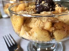 Sweet Recipes, Oatmeal, Food And Drink, Pudding, Sweets, Apple, Diet, Breakfast, Cake
