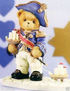 "CHERISHED TEDDIES - ""NELSON"" EUROPEAN EXCLUSIVE 4001521"