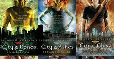 Mortal Instruments Poll (book)…