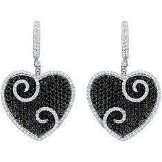 cd356d75c7e Diana M. Fine Jewelry 18K 5.23 Ct. Tw. Diamond Drop Earrings ( 4