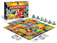 Monopoly Game, Cute Disney Wallpaper, Game Pieces, Spongebob Squarepants, The Simpsons, Game Night, Kid Beds, Christmas Presents, Board Games
