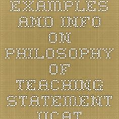 Description · Purpose · Formatting · Return to writing a philosophy statement · Major Components · Guidance · Links · References What is a Philosophy of Teaching Statement? Teaching Statement, Teaching Portfolio, Teaching Philosophy, School Of Education, Social Studies, Mathematics, Study, Science, Writing