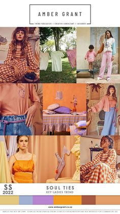 #SS23 #SS2023 #Trend #LadiesFashion #LadiesTrend #FashionTrend #AmberGrant #TrendForecaster #Trends #Fashion Color Trends, Design Trends, Necktie Pattern, Color Combinations For Clothes, Spring Fashion Trends, Fashion Images, Colorful Fashion, Fashion Design, Inspiration