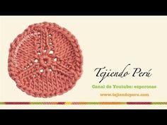 Técnicas generales 2: tejiendo con 5 agujas - Tejiendo Perú