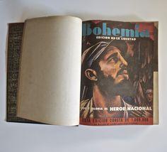 Cuba Revolution: Historical Bohemia Magazine-Edicion De La Libertad-1959 3Vol.