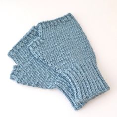 Silk Bamboo Fingerless Gloves - $40 - Silky Soft Winter Knit Wristwarmers by ElainesCollection on Etsy