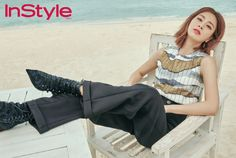 Kim Tae Hee Speaks Candidly About Dating Rain With InStyle Magazine