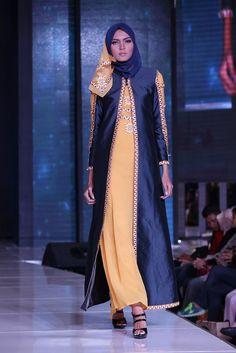 Jakarta Fashion Food Festival 2015 - Fashion Shows 2015 / Project Fellowship Fashion Shows 2015, Food Festival, Jakarta, Duster Coat, Runway, Jackets, Dresses, Cat Walk, Down Jackets