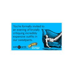 Free Ecards, Funny Ecards, Greeting Cards, Birthday Ecards, Birthday... via Polyvore