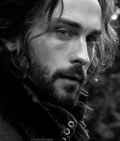 SO.....Sleepy Hollow is a really good show that I'm totally watching for the plot.--Tom Mison as Ichabod Crane in Sleepy Hollow, 2013
