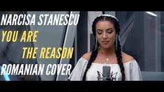 Narcisa Stanescu - You Are the Reason (Romanian Cover) Music Publishing, Music Artists, Songs, Studio, Cover, Youtube, Song Books, Study, Music
