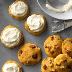 These fall cookies are the perfect treats for the changing season. From pumpkin and apple to cranberry, we've got fall cookies covered. Coconut Pecan Cookies, Pecan Cookie Recipes, Maple Cookies, Caramel Cookies, Spice Cookies, Drop Cookies, Pumpkin Cookies, Oatmeal Cookies, Pumpkin Recipes