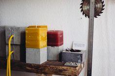 Kleine, geile Firmen #23 – MÖBELDESIGNER ACCIDENTAL CONCRETE, Foto: Milena Zwerenz