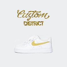 Nike Air Force 1 Glitter  Available in all sizes   All of our designs are handmade and made to order, we manage our orders professionally and use original high quality sneakers. Please allow up to 10 business day for your order to get processed. Air Force 1, Nike Air Force, Glitter, The Originals, Business, Sneakers, Handmade, Unique Jewelry, Tennis