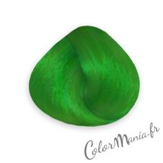 """Coloration Cheveux Vert Printemps """"Spring Green"""" Directions   Color-Mania.fr"""
