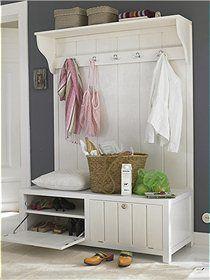 1000 images about garderobe on pinterest organization - Muebles entraditas ikea ...
