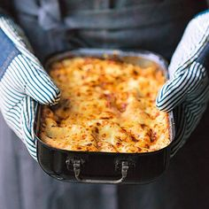Pilz-Lasagne mit Paprika