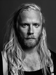 Didn't remember to say...his name is Högni Egilsson.
