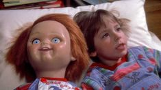 """""""Chucky"""" TV Series to Return to 'Child's Play' Roots and Introduce New Characters! Michael Myers And Jason, Bride Of Chucky, Pose, Celebrity Stars, Mark Hamill, Play S, Creepy Dolls, Movie List, Movie Characters"""