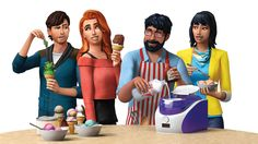 The Sims 4 Cool Kitchen Stuff: Official Trailer