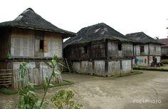 Rumah Tradisional Penduduk Pekon Hujung Lampung Barat