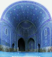 Image result for blue mosque tiles