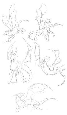 Furry Drawing Tips Animal Sketches, Animal Drawings, Drawing Sketches, Drawing Ideas, Furry Art, Dragon Anatomy, Dragon Poses, Art Du Croquis, Dragon Sketch