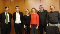 PSOE y PSC acuerdan actualizar su relación política y orgánica con el objetivo de consolidarla