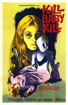 The Film Connoisseur: Mario Bava's Kill Baby Kill (1966)