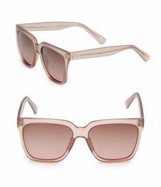 Joe's | 53MM Square Sunglasses | SAKS OFF 5TH