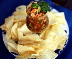 Goode Company's Mexican Seafood Cocktail :: Campechana de Mariscos   Jennifer Cooks